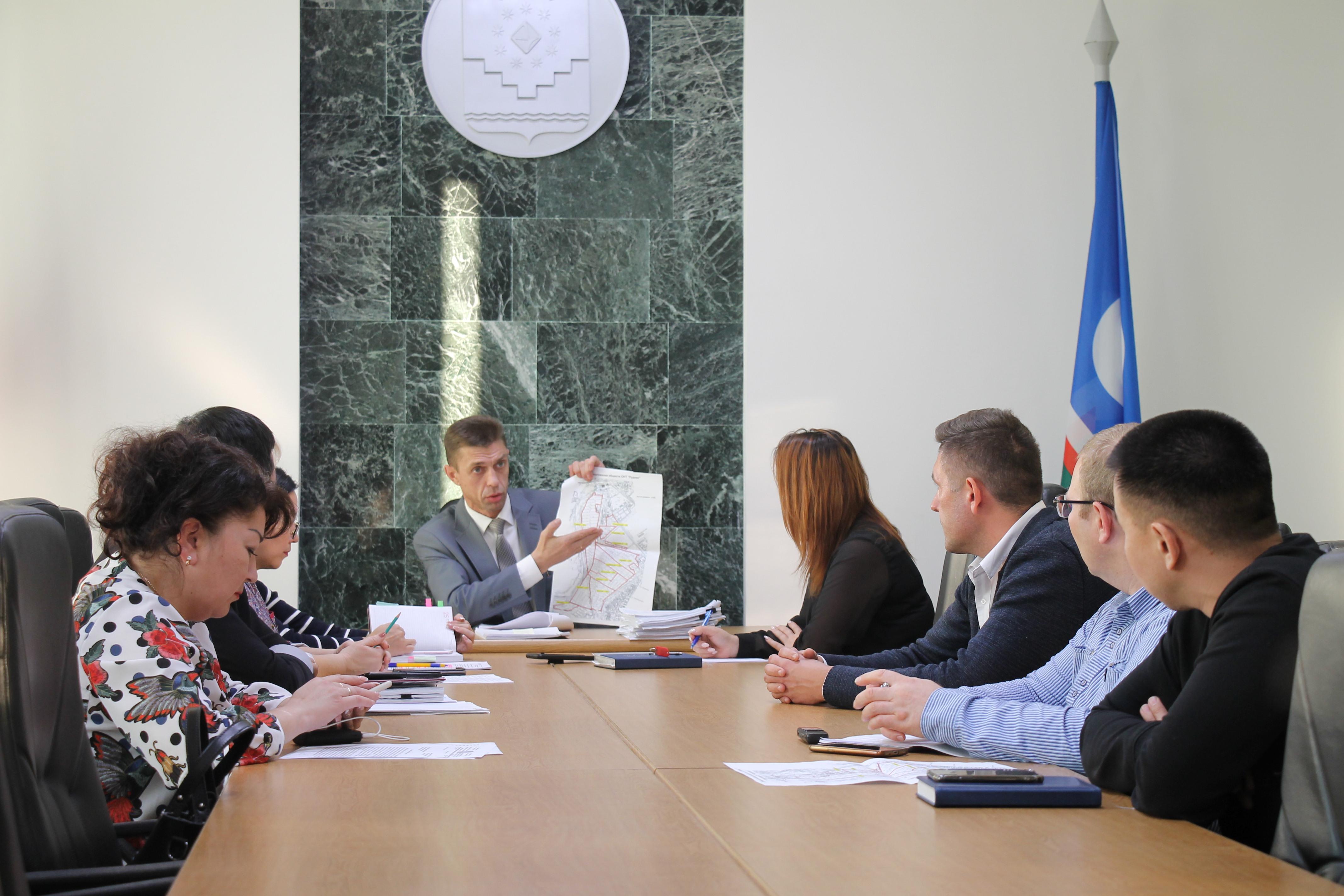 Собрание дачников ОНТ «Рудник»